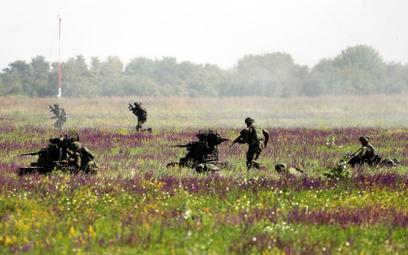 Serbia i Rosja rozpoczęły wspólne ćwiczenia wojskowe