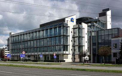 Główna siedziba TVN przy ul. Wiertniczej w Warszawie