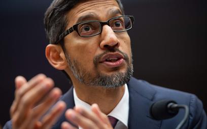Sundar Pichai, prezes Google'a i spółki matki Alphabet
