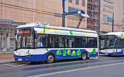 """Rozpędza się rynek """"zielonych"""" autobusów"""
