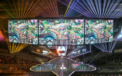 Ubiegłoroczny turniej w w Korei Południowej. Azja jest najlepszym rynkiem dla e-sportu