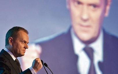 Donald Tusk został ponownie wybrany na przewodniczącego Platformy. Nie miał kontrkandydatów