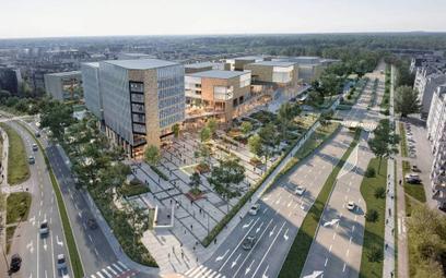 Nowy miastotwórczy projekt Echo Investment