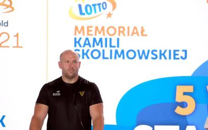 Dwukrotny wicemistrz olimpijski w rzucie dyskiem Piotr Małachowski