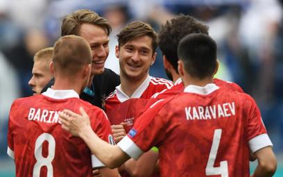 Euro: Rosja wraca do gry. Zdecydował jeden gol