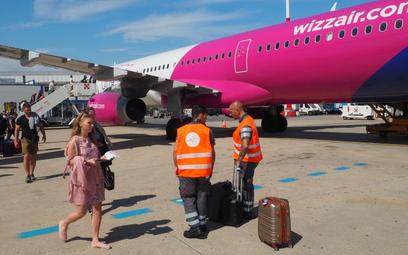 Wizz Air nie lata do Włoch i Izraela