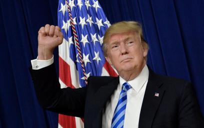 """Decyzja Donalda Trumpa praktycznie przekreśliła szanse na """"deal"""" z Władimirem Putinem."""