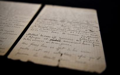 List Vincenta Van Gogha i Paula Gauguina sprzedany za 210 tys. euro. Pisali o wizycie w domu publicznym