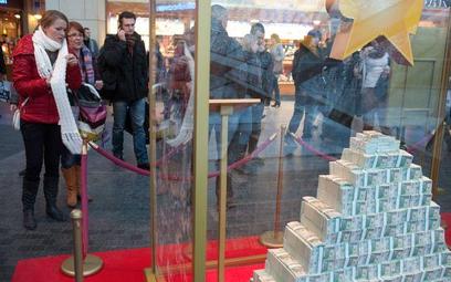 Lotto: 28 mln zł wygrał mieszkaniec Barcina