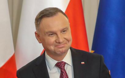 Jest wniosek o rejestrację komitetu wyborczego Andrzeja Dudy