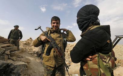 "Syria: Upadek ""kalifatu"" Daesh to kwestia kilku dni"