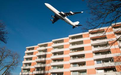 Odszkodowanie dla osób mieszkających w pobliżu lotniska