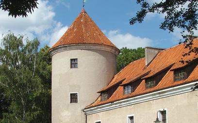 Baszta zamku w Pasłęku / Wikipedia, Romek