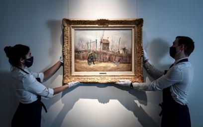 Obraz Vincenta van Gogha sprzedany za 13 mln euro. Dotychczas go nie pokazywano