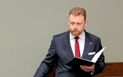 Łukasz Szumowski nie planuje złożyć mandatu