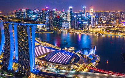 Handel z Singapurem będzie łatwiejszy