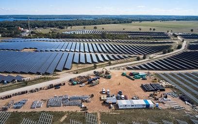 Słoneczna energia dla Deutsche Bahn