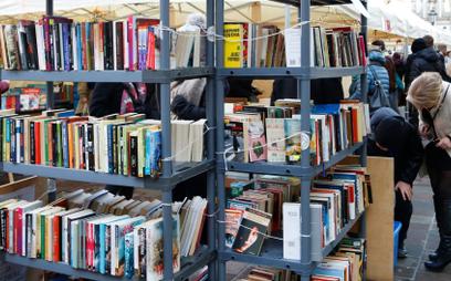 Wymienisz się książkami w internecie. Pomoże geolokalizacja
