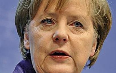 Kanclerz Niemiec Angela Merkel (fot. John Thys)