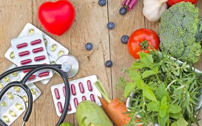 Suplementy diety wciąż udają leki