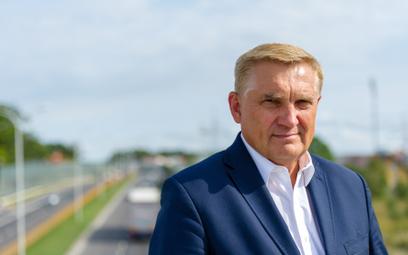Tadeusz Truskolaski, prezydent Białegostoku od 2006 roku. W marcu wybrany na prezesa Unii Metropolii
