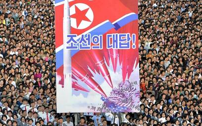 """W Korei Płn. zatrzęsła się ziemia. """"Nie bomba"""""""