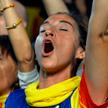 Separatyści w Katalonii świętują ogłoszenie referendum, ale Madryt nie ustępuje.