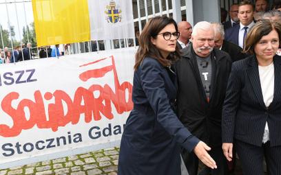 """Dulkiewicz: Dziś """"Solidarność"""" ma twarz uchodźcy koczującego na granicy"""