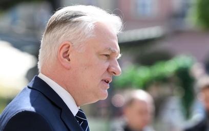 Gowin: Słowa Terleckiego sprzeczne z interesem Polski