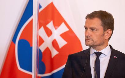 Dymisja premiera Słowacji. Minister finansów utworzy rząd