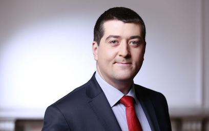 Leszek Skiba, prezes Pekao