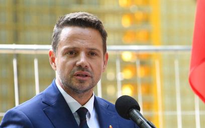 Trzaskowski: Brakowało twardej ręki w Platformie