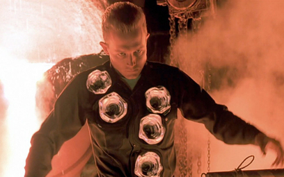 "Kadr z filmu ""Terminator 2"""