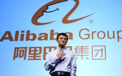 Jack Ma, założyciel i prezes grupy Alibaba