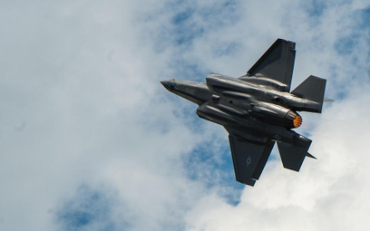 F-35 skuteczne, ale drogie i wymagające
