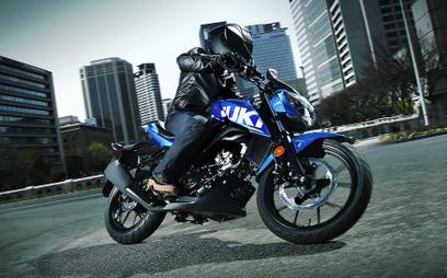 Suzuki GSX-S 125: Miejski śmigacz z żyłką sportowca