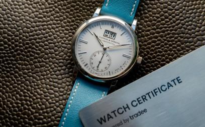 Fot: Watch Certificate/ Facebook