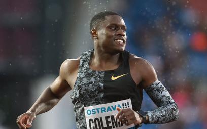 Christian Coleman to aktualny mistrz świata w biegu na 100 m