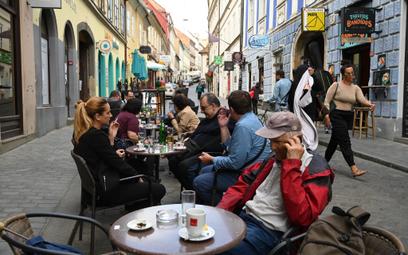 Chorwacja: Przewodnik tylko z właściwą temperaturą