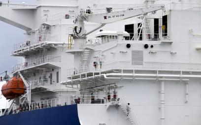 Chiny będą miały największy gazowiec świata