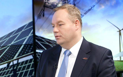 Tomasz Dąbrowski, wiceminister energii