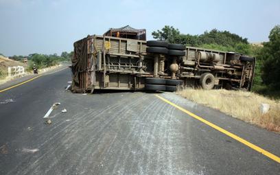 Najwięcej wypadków jest na drogach powiatowych. Licząc w kilometrach to niespełna 30 proc. wszystkic