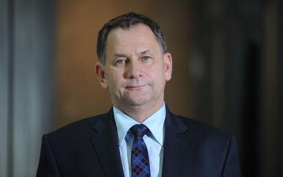 Dariusz Lubera, prezes Tauronu