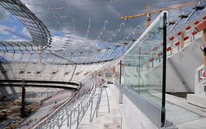 Stadion Narodowy - galerią zdjęć