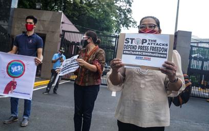 Filipiny: Posłowie zagłosowali za zniknięciem jednej ze sieci TV