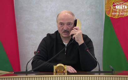 Łukaszenko prosi Rosję o pomoc finansową. Nie ma na długi