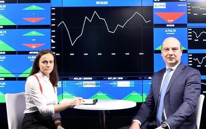 Daniel Ozon, prezes JSW, rozmawia  z bankami  o emisji obligacji