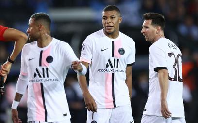 Liga Mistrzów: Falstart PSG. Dziewięć bramek w Manchesterze