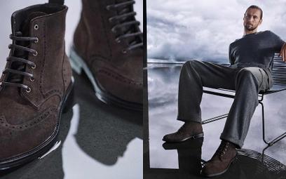 Definicja nowoczesnego męskiego stylu według marki Kazar i Grzegorza Krychowiaka