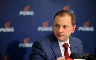 Michał Szubski, prezes zarządu PGNiG